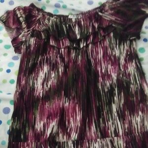 3 FOR $10 WOMENS SIZE LARGE BLOUSE